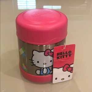 Thermos Hello Kitty Food  Hot & Cold Container
